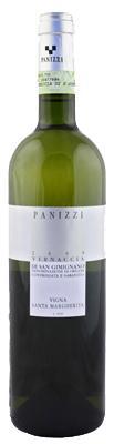 Вино белое сухое «Vernaccia di San Gimignano Vigna Santa Margherita » 2013 г. с защищенным географическим указанием