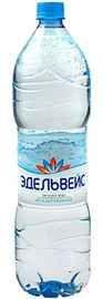 Вода минеральная газированная «Эдельвейс»
