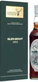 Виски шотландский «Glen Grant» 1953 г. в подарочной упаковке