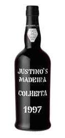 Вино белое полусладкое «Madeira Colheita Sercial» 1997 г.