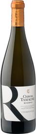 Вино белое сухое  «Шато Тамань Резерв Шардоне» географического наименования выдержанное