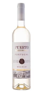 Вино белое полусухое «Puerto Meridional Branco Semi-Dry» 2015 г.