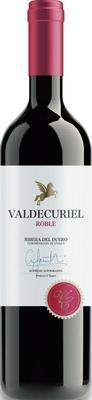 Вино красное сухое  «Valdecuriel Roble» 2014 г.