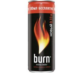 Энергетический напиток «Burn»