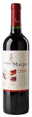 Вино красное полусухое «Cabernet Sauvignon Mi Pueblo» 2015 г.