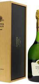Шампанское белое брют  «Comtes de Champagne Blanc de Blancs Brut» 2005 г. в подарочной упаковке