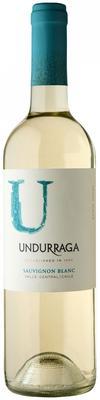 Вино белое сухое «Undurraga Sauvignon Blanc» 2014 г.