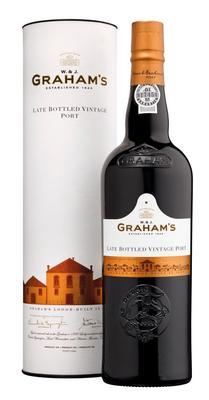 Портвейн «Graham's Late Bottled Vintage» 2011 г. в подарочной упаковке