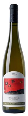 Вино белое сухое «Marc Kreydenweiss Pinot Gris Moenchberg Grand Cru Le Moine» 2014 г.