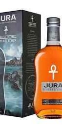 Виски «Jura Superstition» в подарочной упаковке