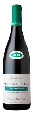 Вино красное сухое «Henri Gouges Nuits-Saint-Georges Premier Cru Les Chaignots» 2013 г.
