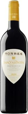Вино красное сухое «San Valentin Tempranillo Catalunya» 2014 г.