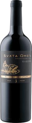 Вино красное сухое «Cabernet Omega Bay Special Edition»