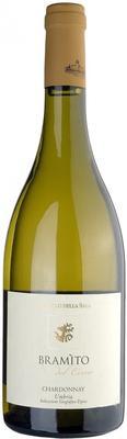 Вино белое сухое «Bramito Chardonnay Umbria» 2015 г.
