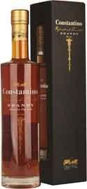Бренди «Constantino Matured in Oak Casks» в подарочной упаковке
