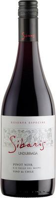 Вино красное сухое «Sibaris Gran Reserva Pinot Noir» 2014 г.