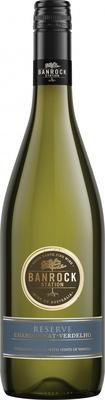 Вино белое полусухое «Banrock Station Reserve Chardonnay Verdelho» 2014 г.