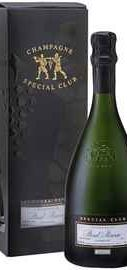 Шампанское белое брют «Paul Bara Special Club Brut Grand Cru Bouzy» 2005 г.