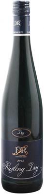 Вино белое полусухое «Riesling Dry Qualitatswein» 2015 г.