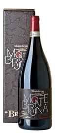 Вино красное сухое  «Montebruna Barbera d'Asti» 2014 г. в подарочной упаковке