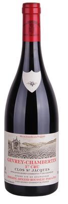 Вино красное сухое  «Gevrey-Chambertin Premier Cru Clos St Jacques» 2013 г.