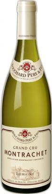 Вино белое сухое «Bouchard Pere et Fils Montrachet Grand Cru» 2012 г.