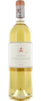 Вино белое сухое «Chateau Pape Clement Blanc» 2013 г.