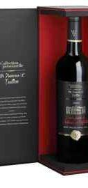 Вино красное сухое  «Cuvee Privee Du Chateau La Gaffeliere Grand Cru» в подарочной упаковке