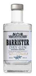 Джин «Barrister Dry»