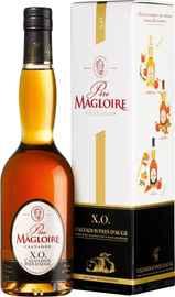 Кальвадос «Pere Magloire XO» в подарочной упаковке