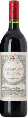 Вино красное сухое «Chateau Gazin Pomerol»