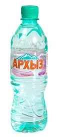 Вода минеральная негазированная «Архыз»