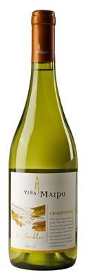 Вино белое полусухое «Vina Maipo Chardonnay Mi Pueblo» 2015 г.
