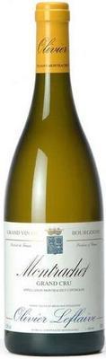 Вино белое сухое «Olivier Leflaive Freres Montrachet Grand Cru» 2007 г.
