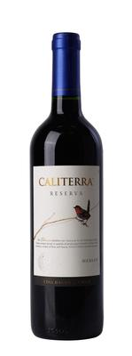 Вино красное сухое «Caliterra Merlot Reserva» 2015 г.