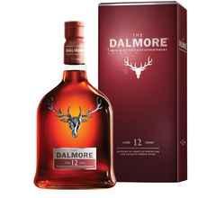 Виски шотландский «Dalmore 12 years old» в подарочной упаковке