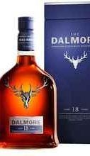 Виски шотландский «Dalmore 18 years old» в подарочной упаковке