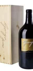 Вино красное сухое «La Massa Giorgio Primo» 2012 г. в подарочной упаковке
