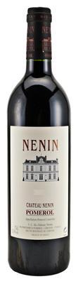 Вино красное сухое «Chateau Nenin» 2004 г.