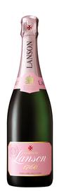 Шампанское розовое сухое «Lanson Rose Label Brut Rose»