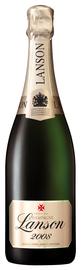 Шампанское белое брют «Lanson Gold Label Brut Vintage» 2008 г.