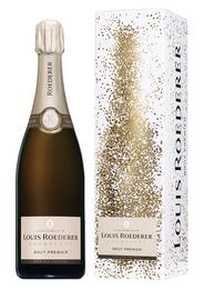 Шампанское белое брют «Louis Roederer Premier» в подарочной коробке