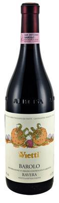 Вино красное сухое  «Vietti Barolo Ravera» 2012 г.