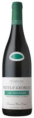 Вино красное сухое  «Henri Gouges Nuits-Saint-Georges Premier Cru Les Vaucrains» 2013 г.