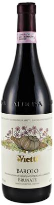 Вино красное сухое  «Vietti Barolo Brunate, 1.5 л» 2012 г.