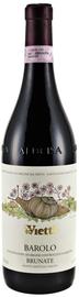 Вино красное сухое  «Vietti Barolo Brunate, 0.75 л» 2012 г.