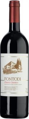 Вино красное сухое «Fontodi Chianti Classico» 2013 г.