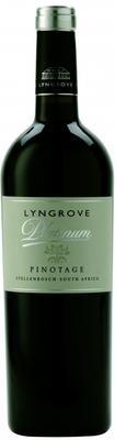 Вино красное сухое «Pinotage Lyngrove Platinum» 2014 г.