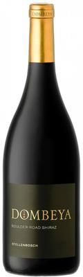 Вино красное сухое «Dombeya Boulder Road Shiraz» 2012 г.