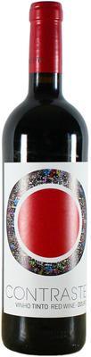 Вино красное сухое «Contraste Douro» 2012 г.